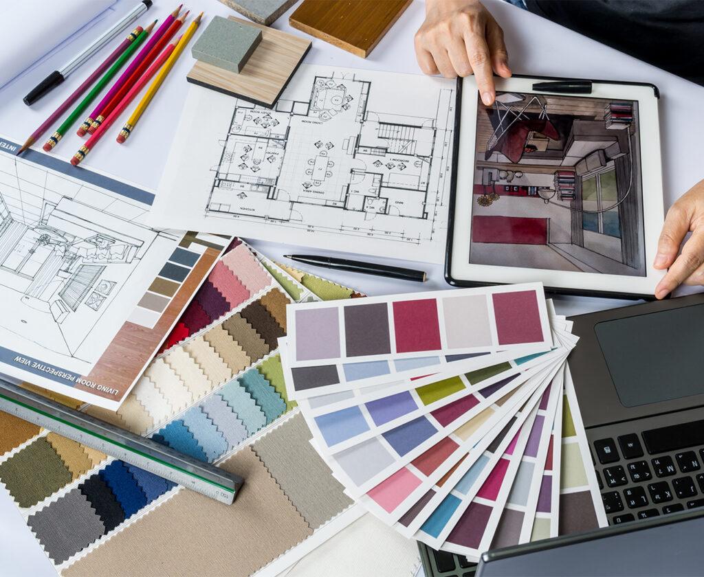 Conseils et prestations d'expert pour l'intérieur de votre maison