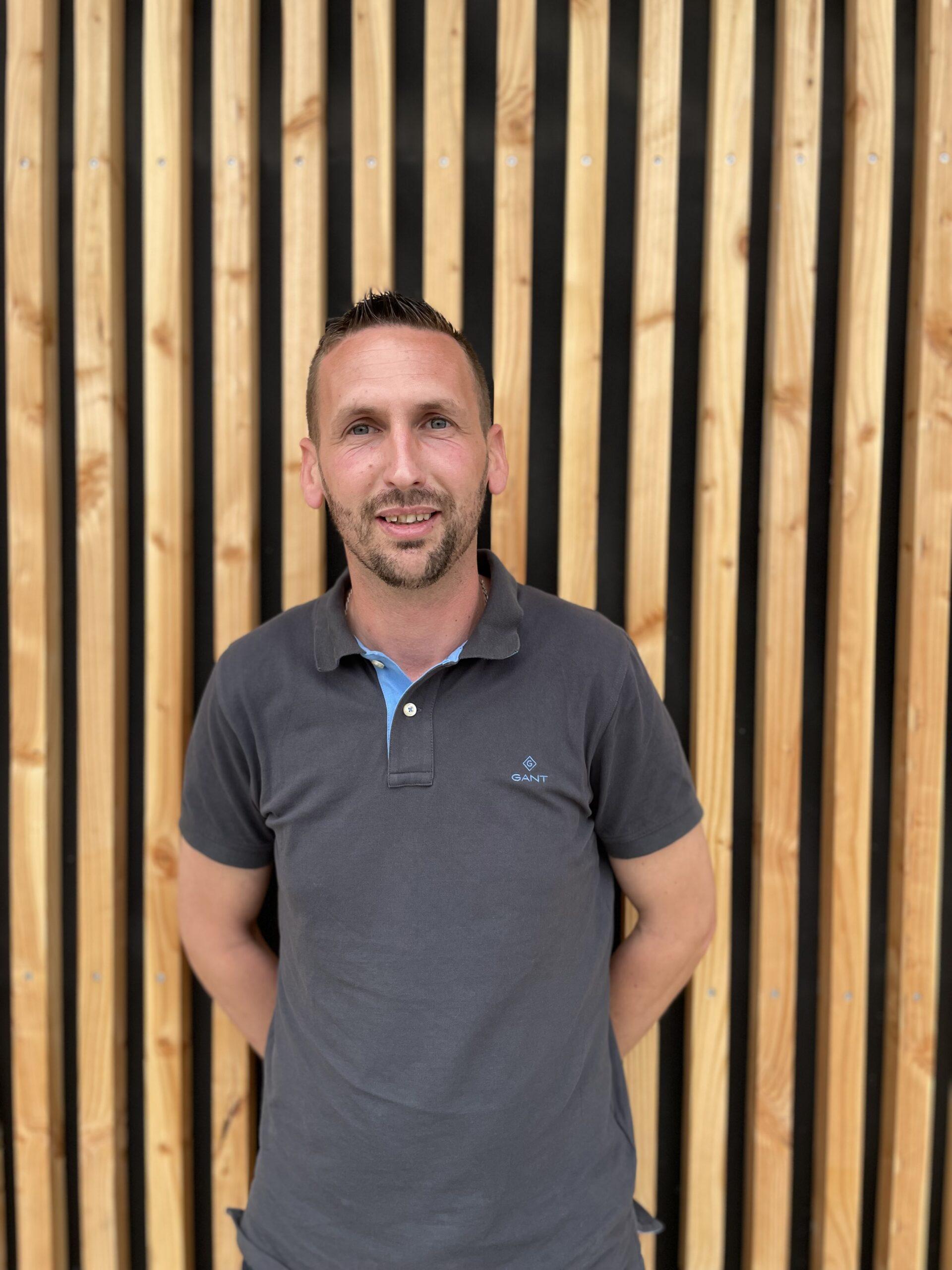 Frédéric - chef d'équipe à Nantes